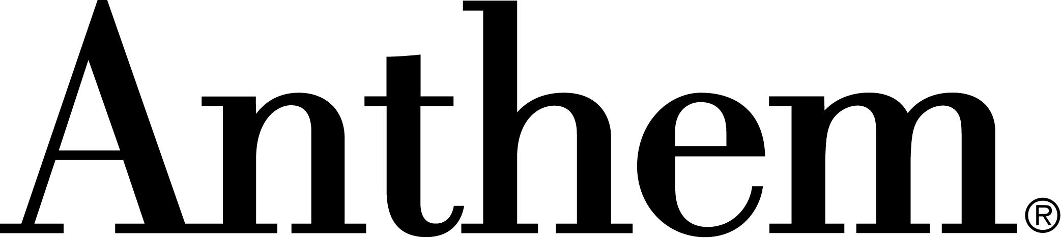 Logo for Anthem