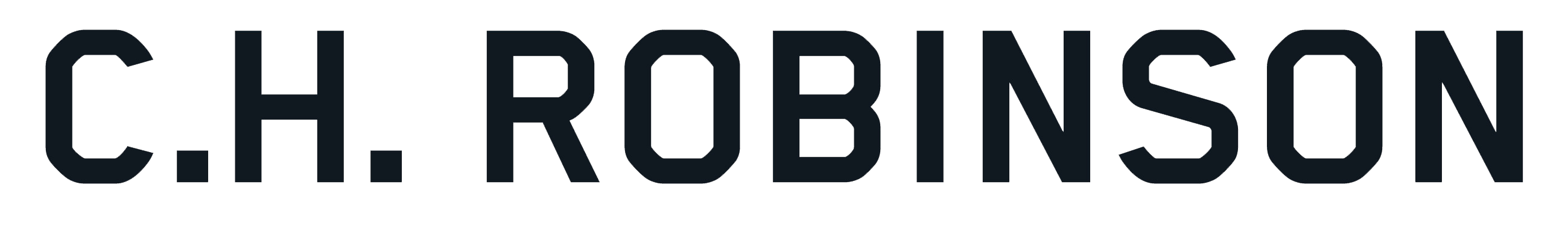 Logo for CHRobinson