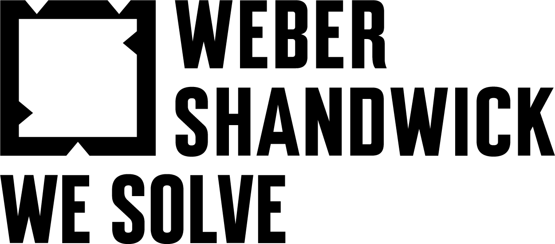Logo for WeberShandwick