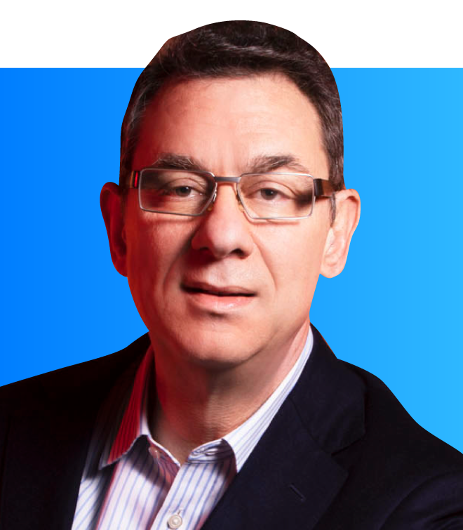 CEO Albert Bourla of Pfizer