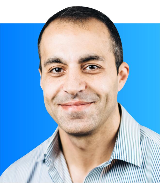 CEO Ali Ghodsi of Databricks