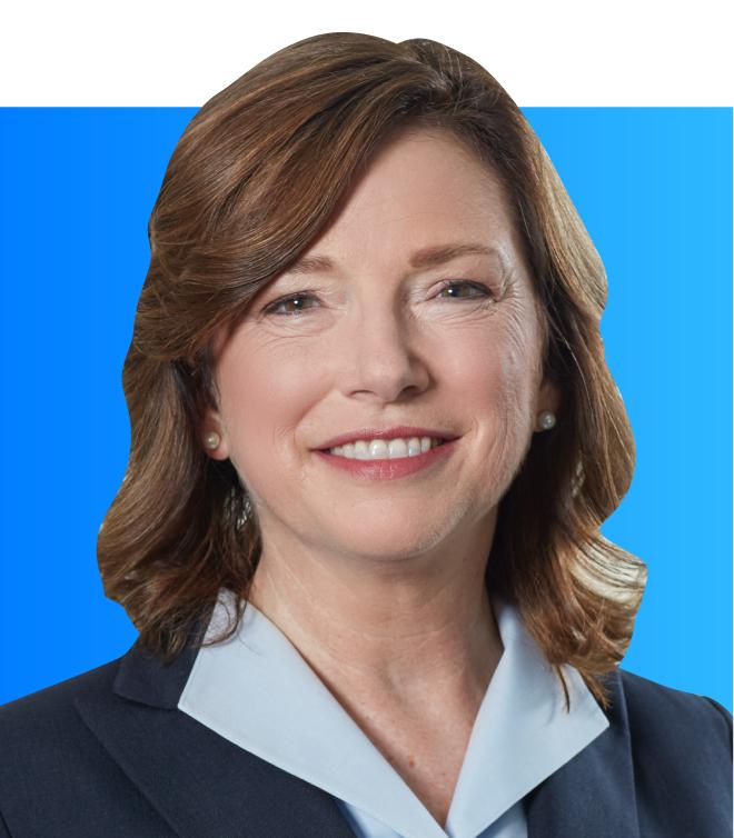 CEO Barbara Humpton of Siemens Corporation USA