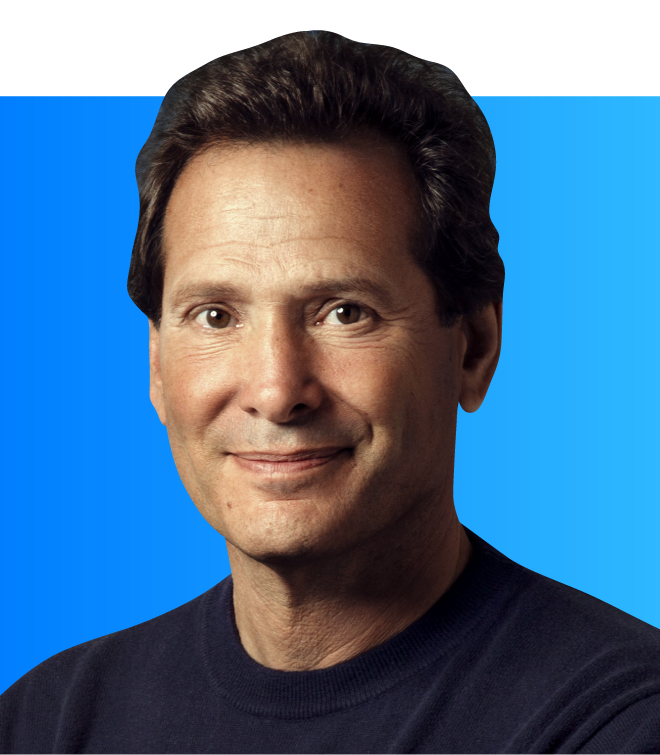 President and CEO Dan Schulman of PayPal