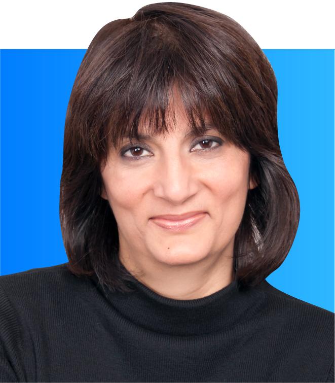 North America CEO Devika Bulchandani of Ogilvy