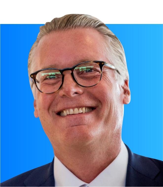 CEO Ed Bastian of Delta