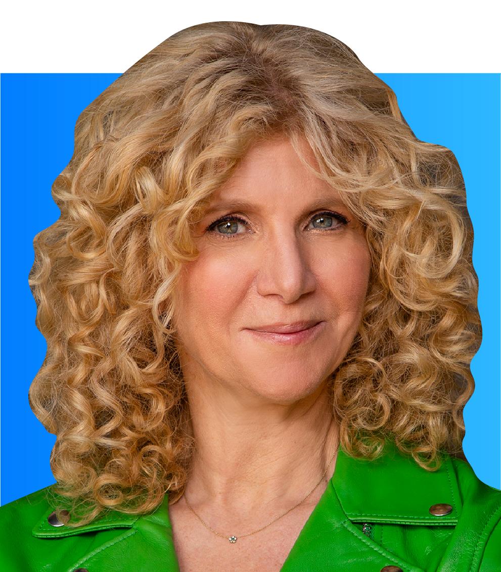 CEO Gail Becker of Caulipower