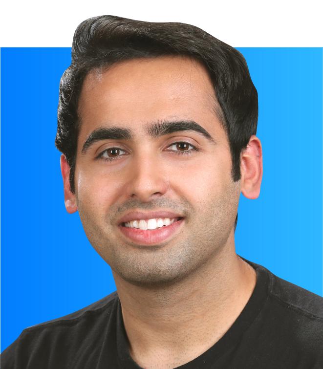 CEO and Cofounder Gautam Narang of Gatik