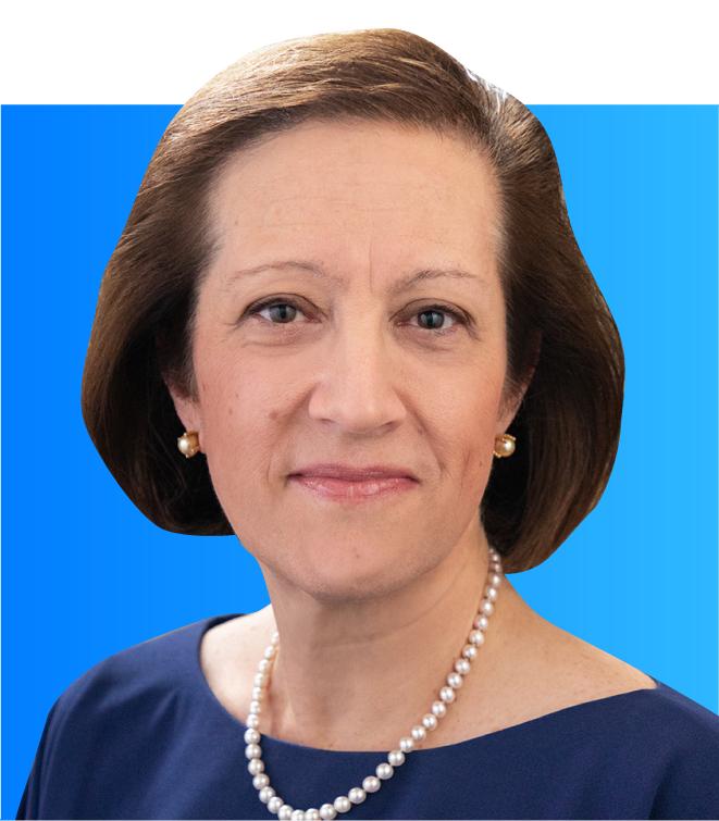 CEO Judy Marks of Otis Worldwide