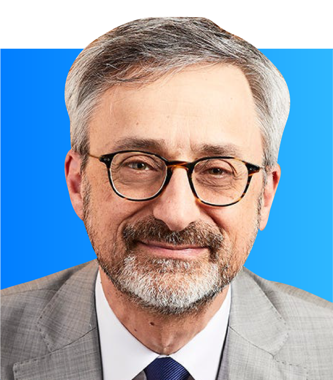 CEO Philippe Krakowsky of Interpublic Group