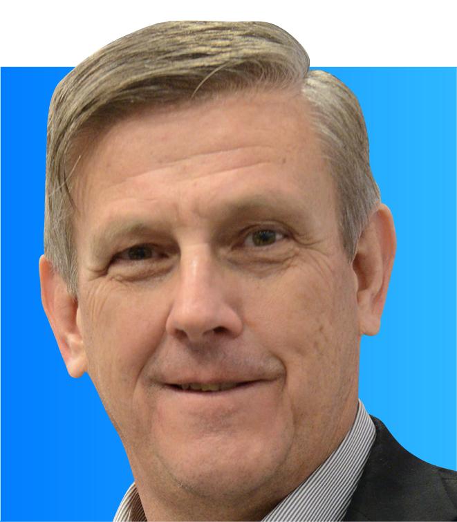 Chairman and CEO Richard Johnson of Foot Locker, Inc.